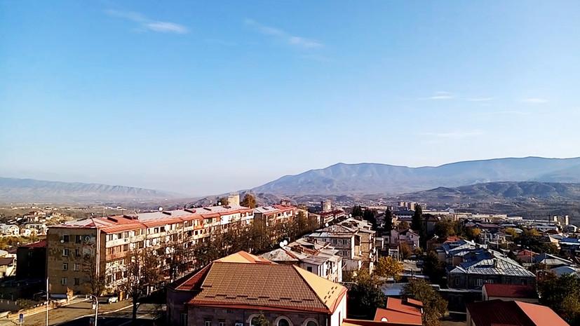 «Происходящее — большая трагедия»: Путин выразил надежду на установление долгосрочного мира в Карабахе