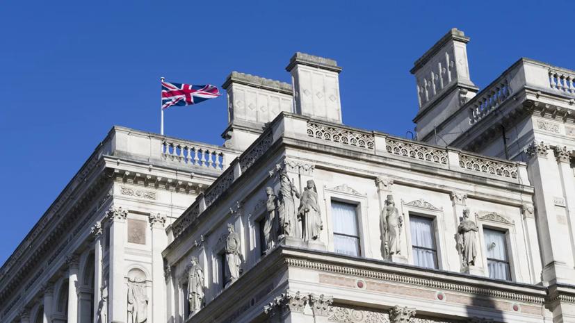 Британия выслала двух белорусских дипломатов