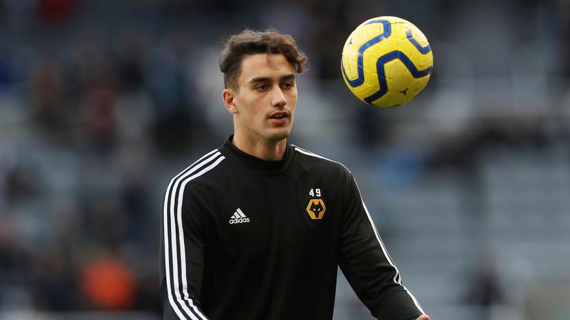 Футболист клуба АПЛ выразил готовность выступать за сборную России или Украины