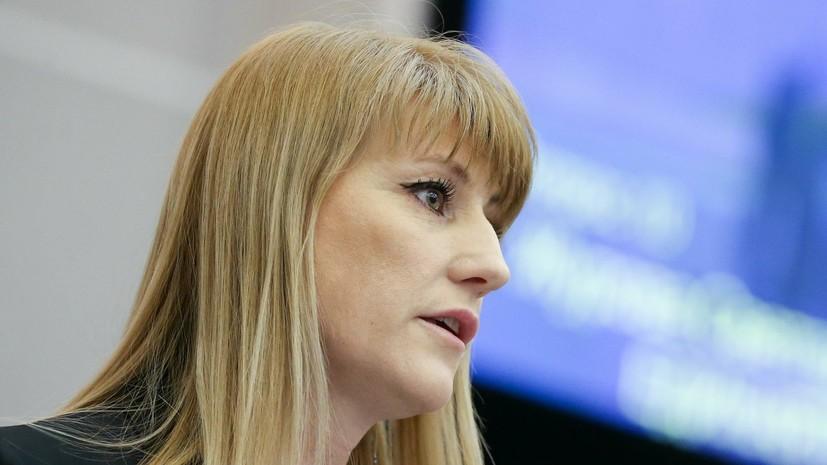 Депутат Журова высказалась о скандальной ситуации вокруг Дзюбы
