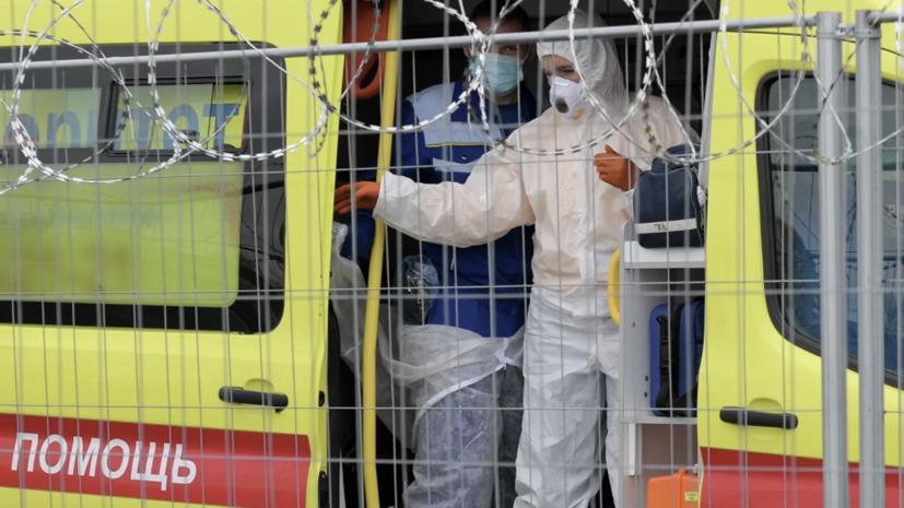 В России за сутки умерли 432 пациента с коронавирусом
