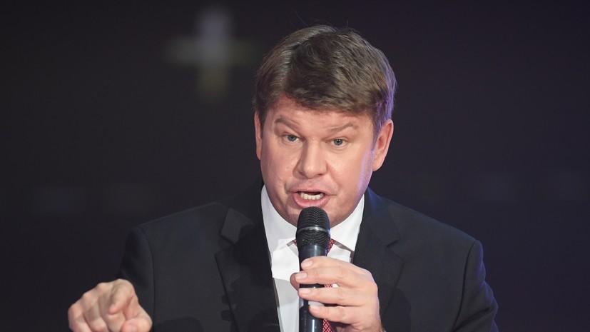Губерниев прокомментировал новость о смерти тренера Челюканова