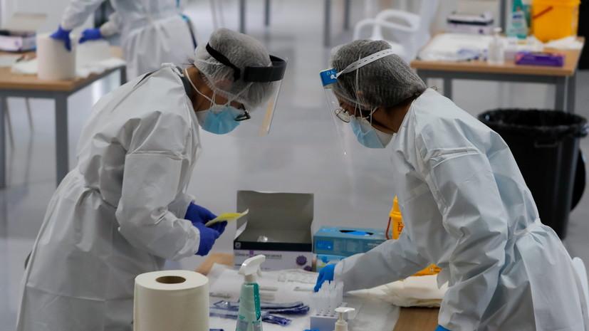 Названы основные отличия симптомов гриппа и коронавируса