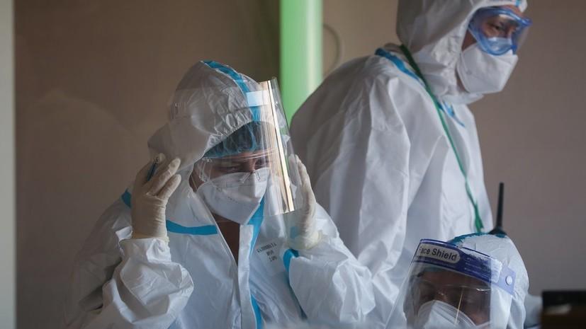 Минобороны развернёт мобильный госпиталь в Хакасии