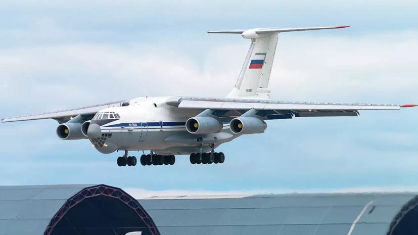 В Нагорный Карабах вылетели ещё два самолёта с миротворцами