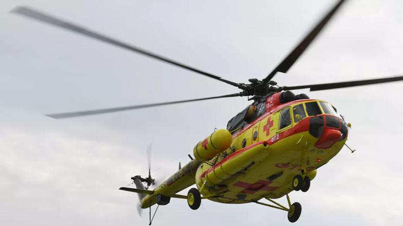 В Тверской области обсудили развитие санитарной авиации