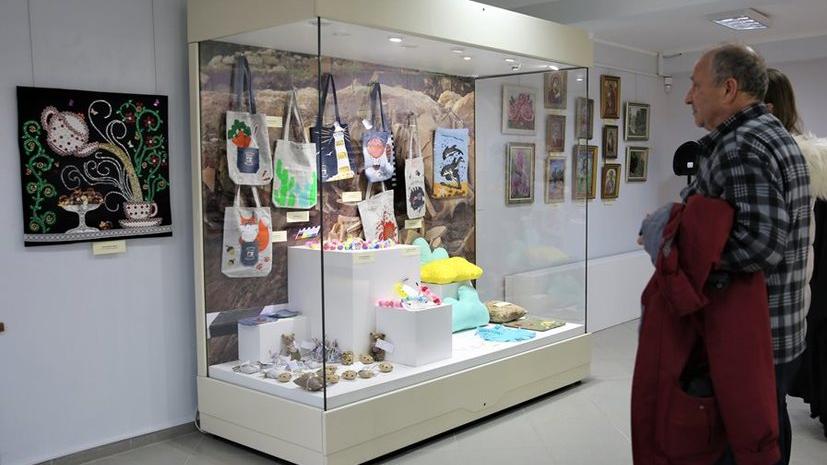 В Херсонесе пройдёт выставка «Добрых рук мастерство»