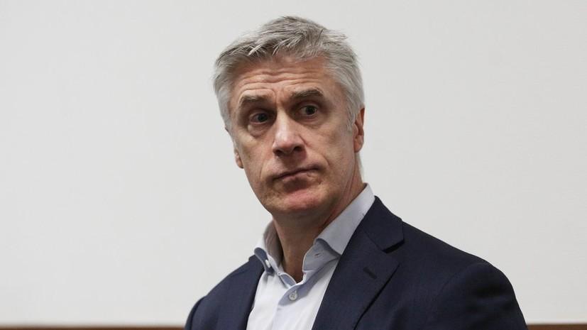 Верховный суд освободил Калви из-под домашнего ареста