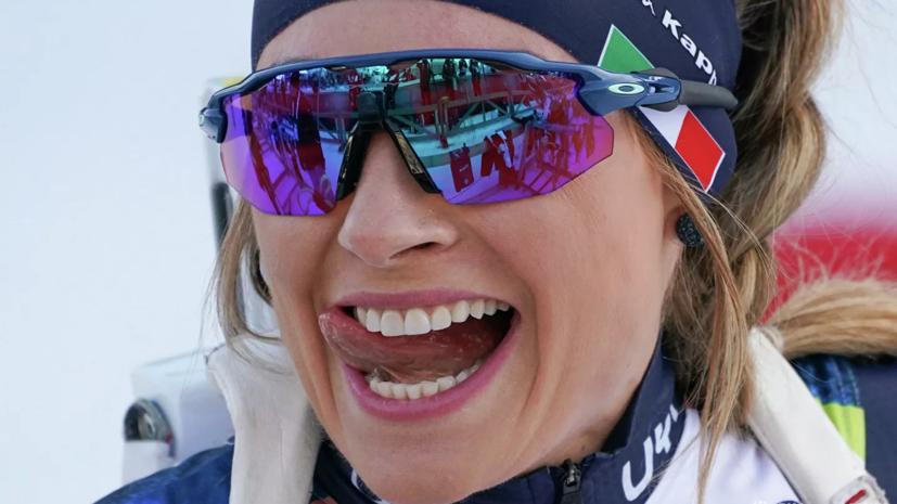 Биатлонистка Вирер рассказала, почему решила продолжить карьеру