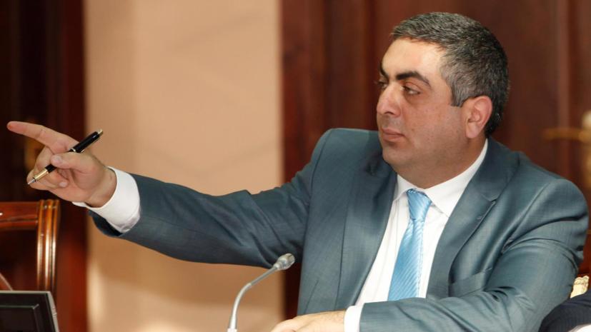 Официальный представитель Минобороны Армении подал в отставку