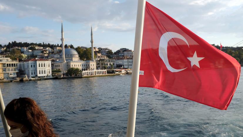 За сутки в Турции выявили более 2800 случаев коронавируса