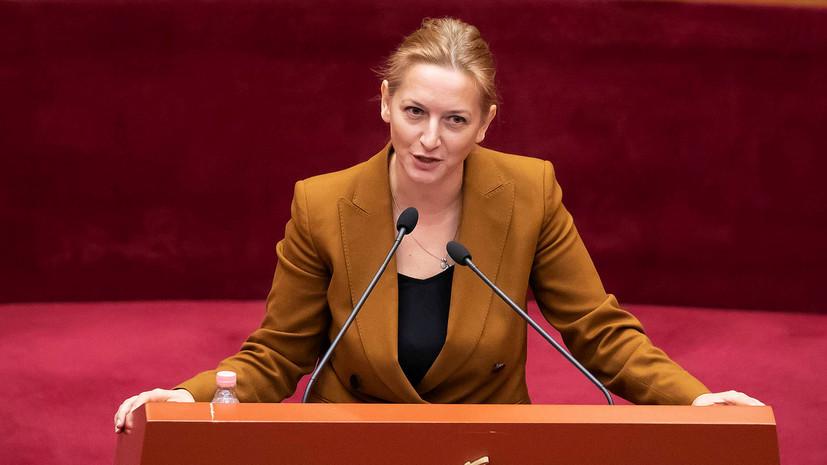 У главы Минфина Албании выявили коронавирус