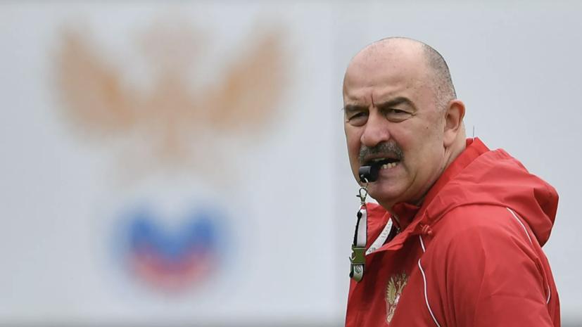 Черчесов жёстко ответил Губерниеву на вопрос об отсутствии Сафонова в основе сборной России