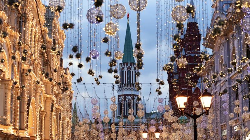 Власти Москвы назвали условия проведения новогодних корпоративов