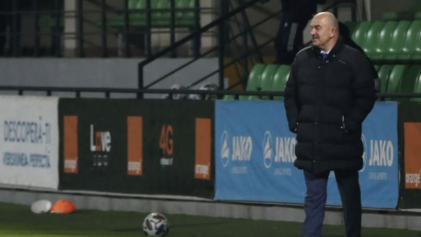 Черчесов раскрыл причины отсутствия Зобнина и Бакаева в заявке на матч с Молдавией