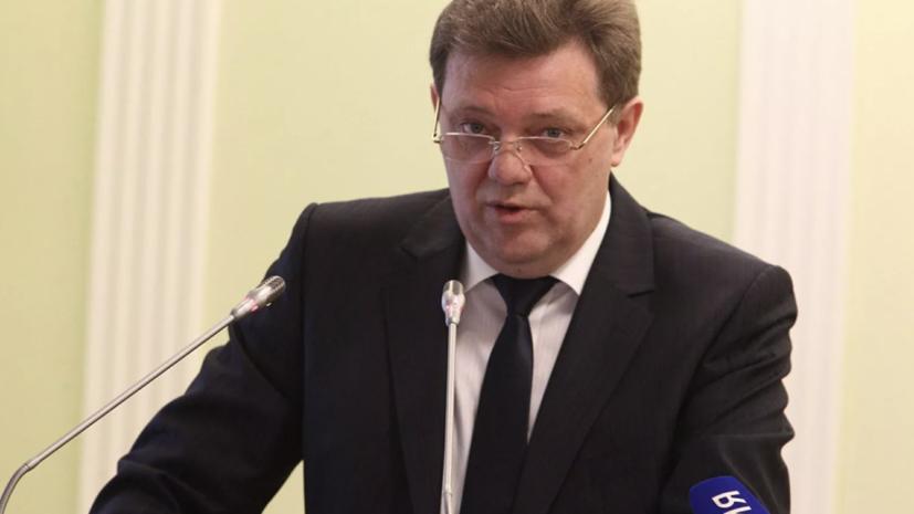 Задержан мэр Томска