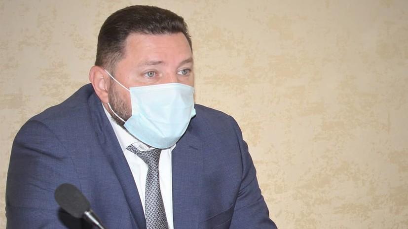 У главы Кисловодска выявили коронавирус
