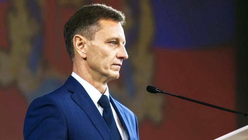 Губернатор Владимирской области заболел коронавирусом