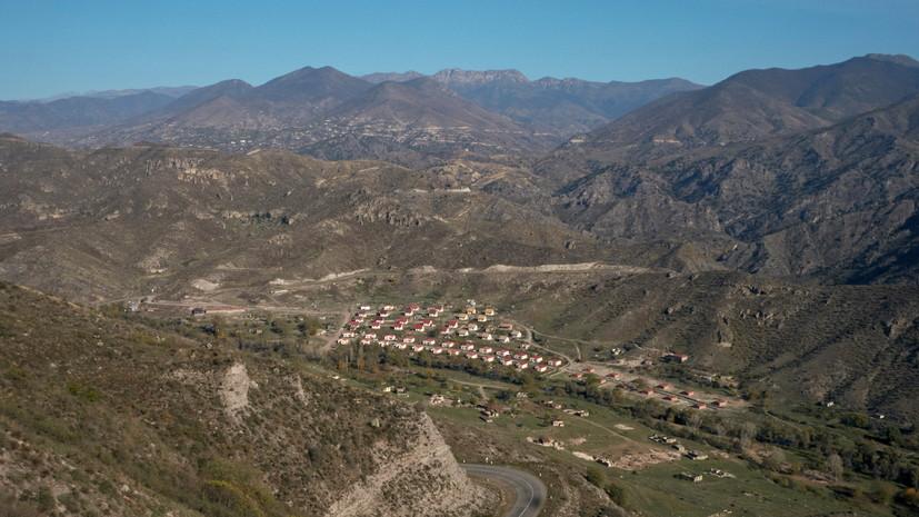 Путин подписал указ о создании гуманитарного центра по Карабаху