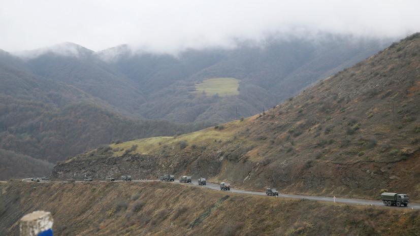 Глава МЧС России заявил о готовности направить спасателей в Карабах