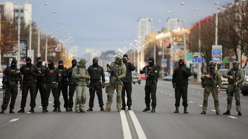 В ООН назвали число задержанных за всё время протестов белорусов