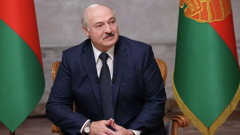 Лукашенкозаявил, что Запад не может с ним ничего сделать