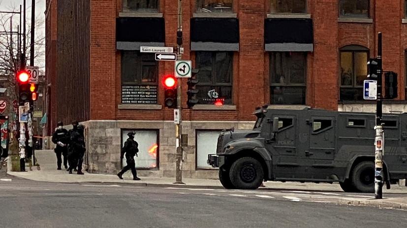 TVA: полиция выводит людей из здания Ubisoft в Монреале