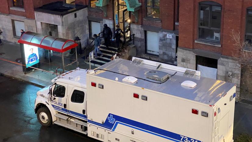 Полиция не подтвердила захват заложников в здании Ubisoft в Монреале