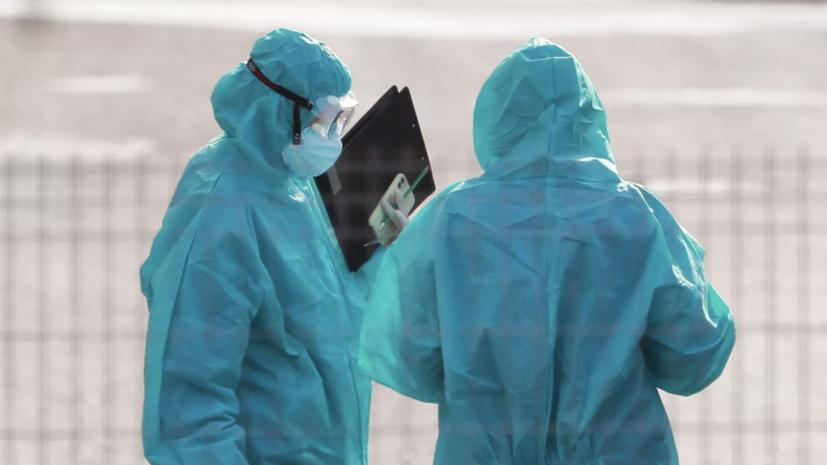 В России впервые выявили более 22 тысяч случаев коронавируса за сутки
