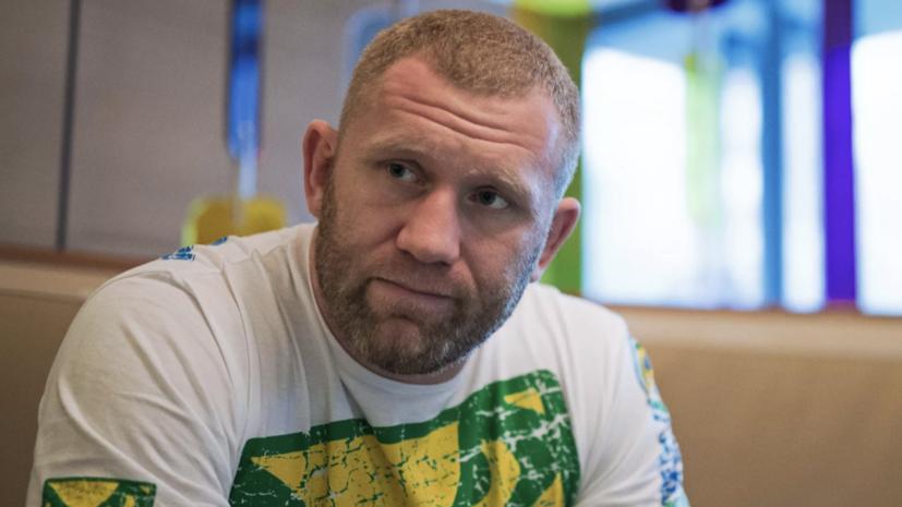 Российский боец ММА рассказал подробности потасовки Харитонова с Яндиевым