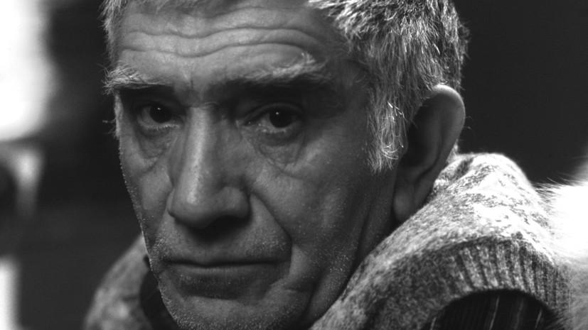 Умер актёр Армен Джигарханян