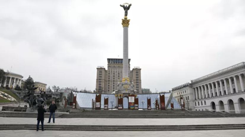 На Украине заявили о неспособности страны выдержать полный локдаун