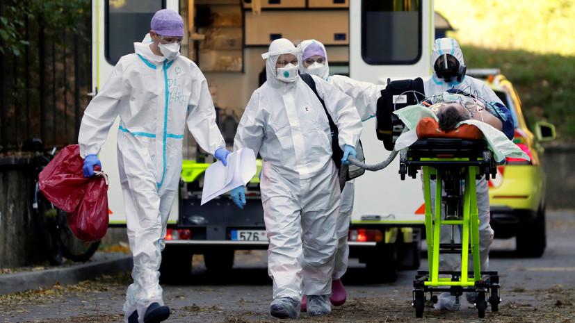 В мире за сутки выявили рекордные более 657 тысяч случаев коронавируса