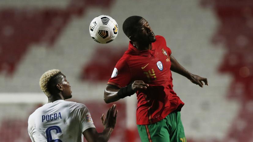 Варан назвал матч с Португалией лучшим для сборной Франции за последние месяцы