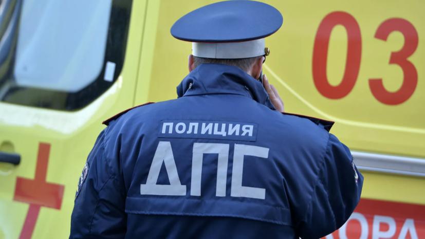 В Приамурье в результате ДТП погиб один человек