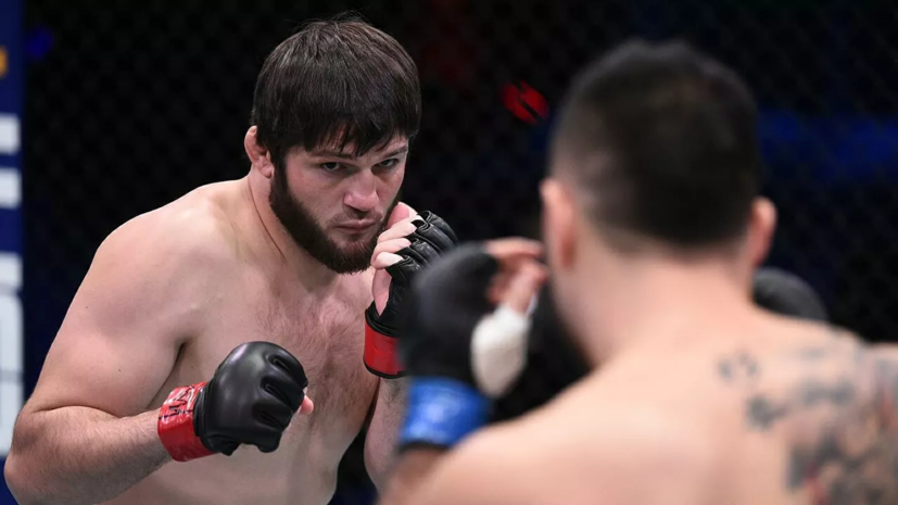 Стала известна дата дебюта в UFC российского бойца Хизриева