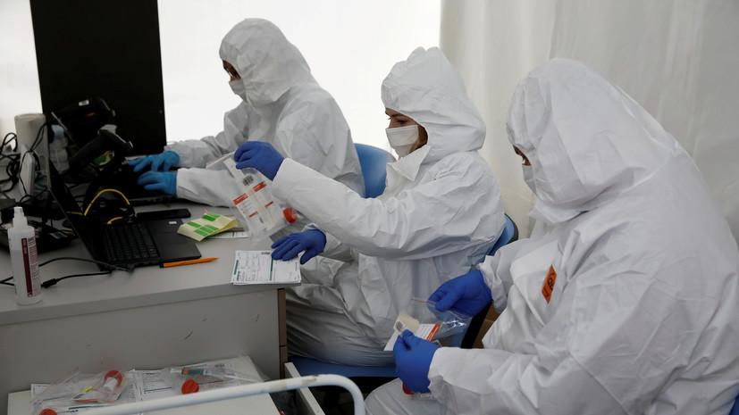 Число выявленных случаев коронавируса в Польше превысило 700 тысяч