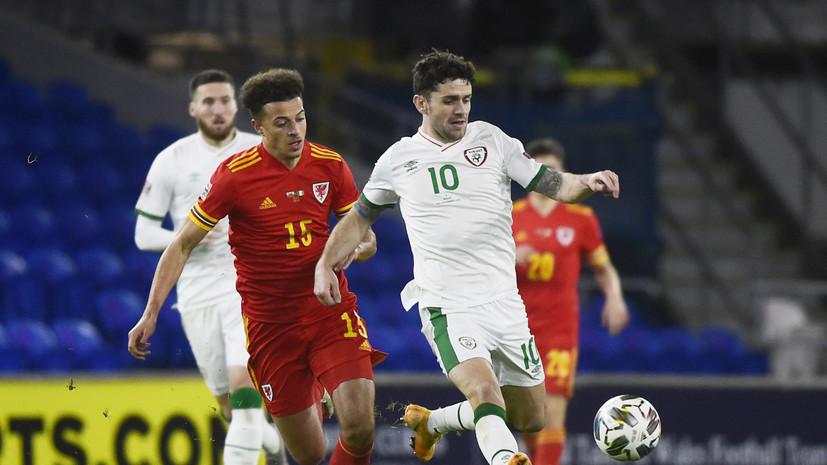 Уэльс с Бэйлом победил Ирландию в Лиге наций