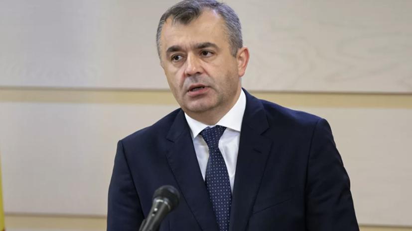 Премьер Молдавии поздравил Санду с победой на выборах