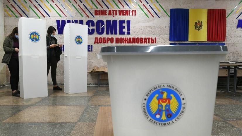 В Кремле прокомментировали результаты выборов президента Молдавии