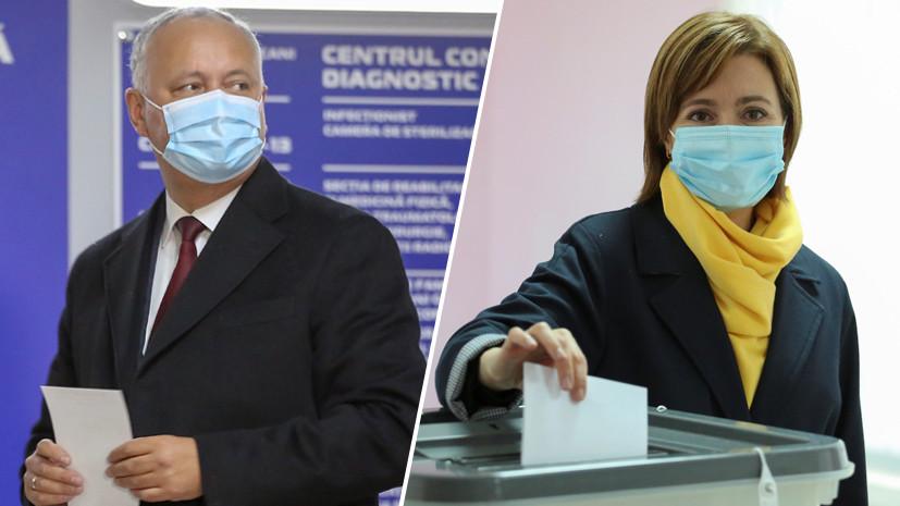 Более 57% голосов избирателей: Майя Санду одержала победу на выборах президента Молдавии