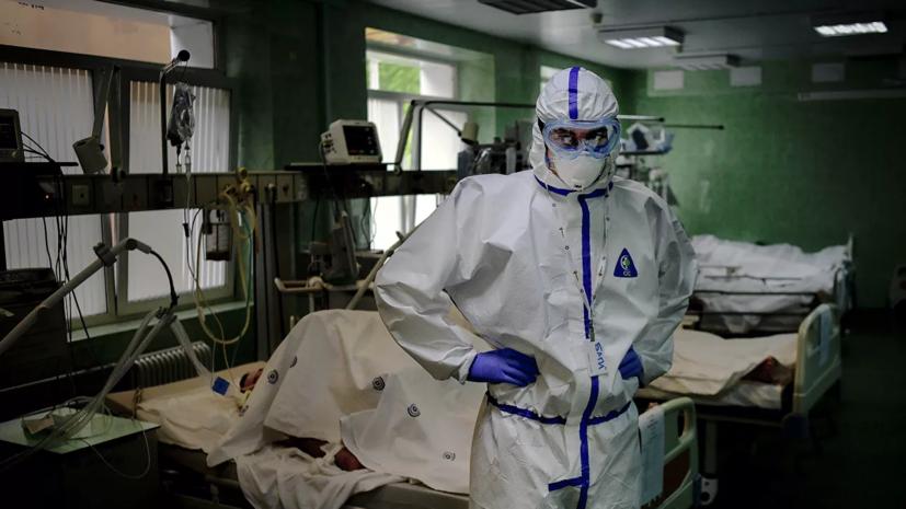 В Подмосковье число коек для пациентов с коронавирусом увеличат до 19 тысяч