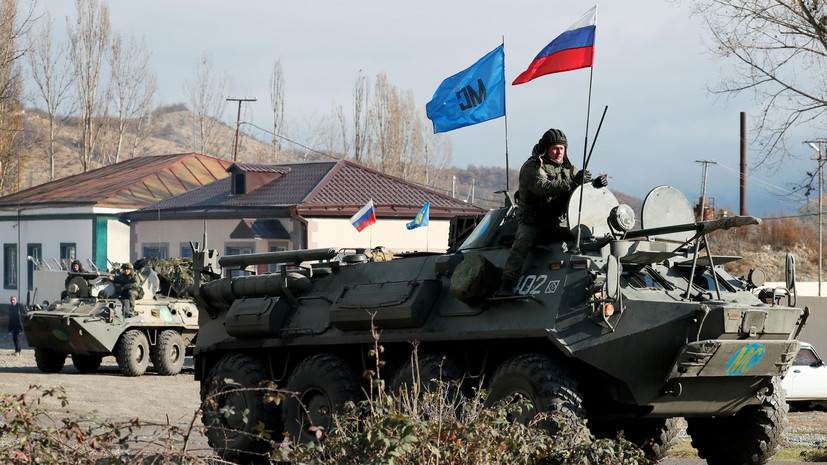 «Акцентировали важность решения неотложных гуманитарных вопросов»: Путин и Макрон обсудили ситуацию вокруг Карабаха