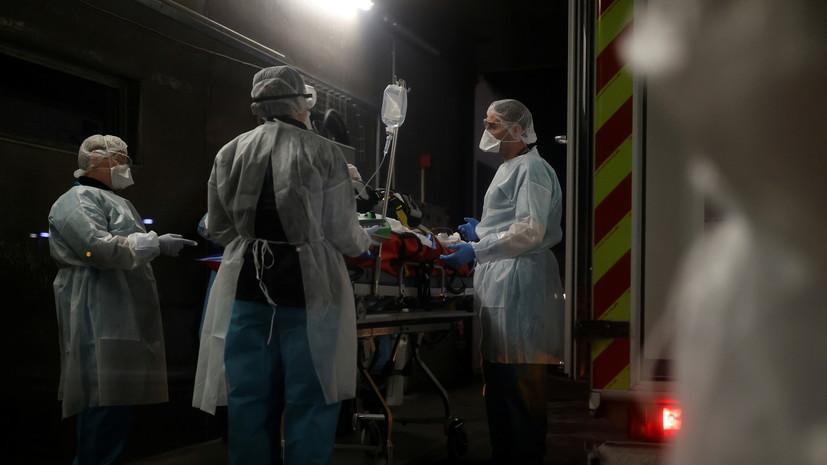 Глава Минздрава Франции считает, что страна прошла пик пандемии