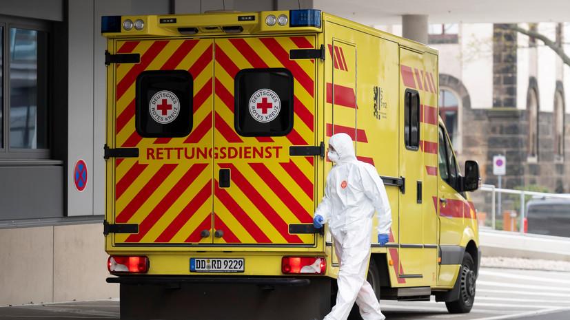 В Италии за сутки выявили более 27 тысяч случаев коронавируса