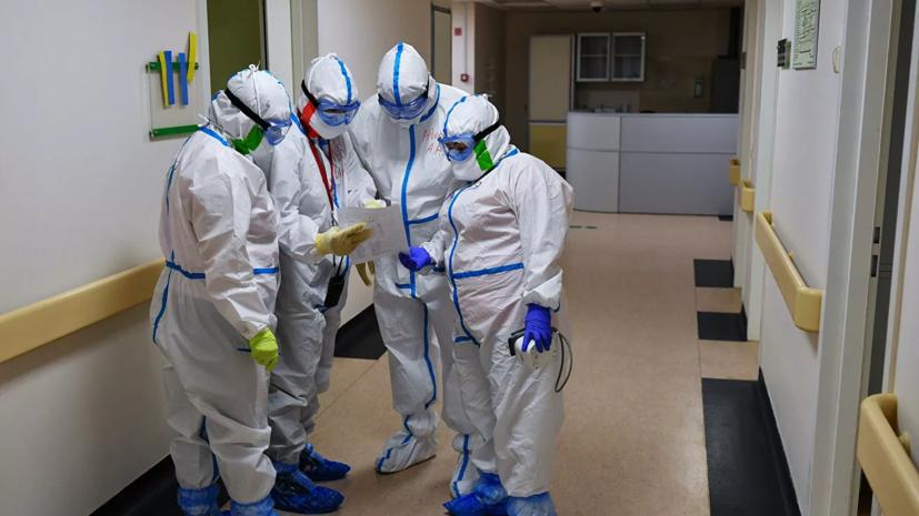 В Петербурге выявлено более 2,1 тысячи заболевших коронавирусом