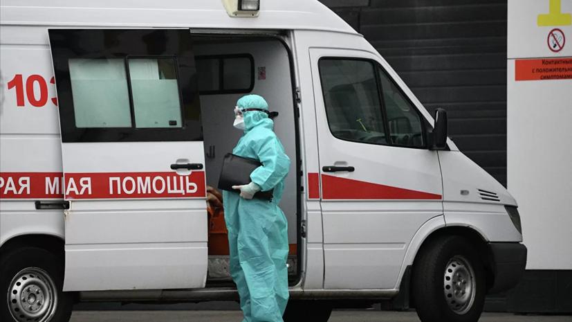 В России за сутки выписали рекордные 22 055 человек после COVID-19