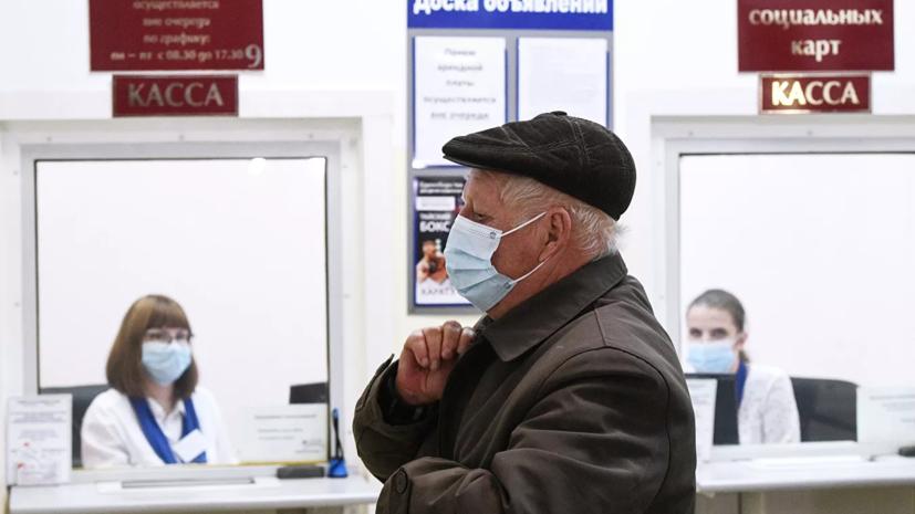 В Тюменской области на 57% увеличилось число пожилых с COVID-19