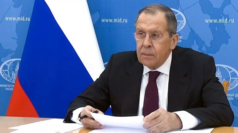 Лавров прокомментировал заявление Госдепа о соглашении по Карабаху