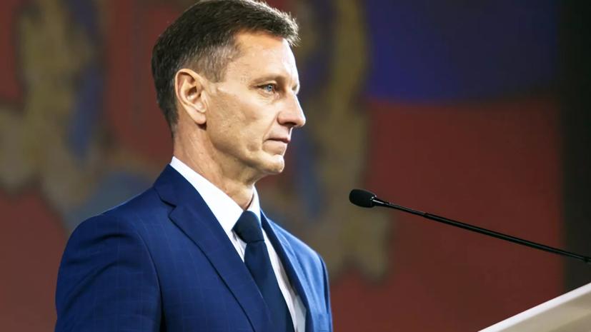 Заболевший COVID-19 губернатор Владимирской области госпитализирован